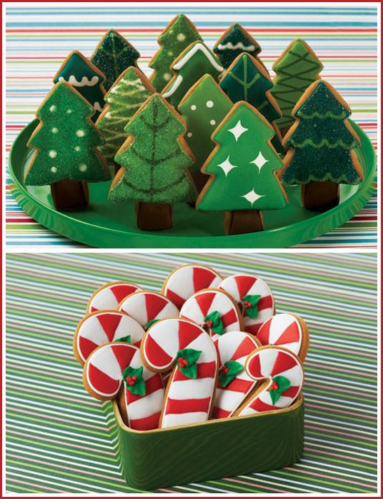 Unusual Christmas Cookies  Playfully Unique Christmas Cookies