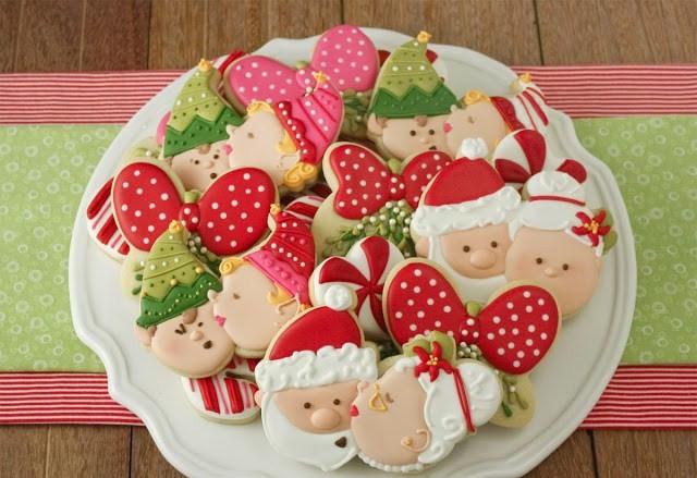 Unusual Christmas Cookies  Unique Christmas Cookies