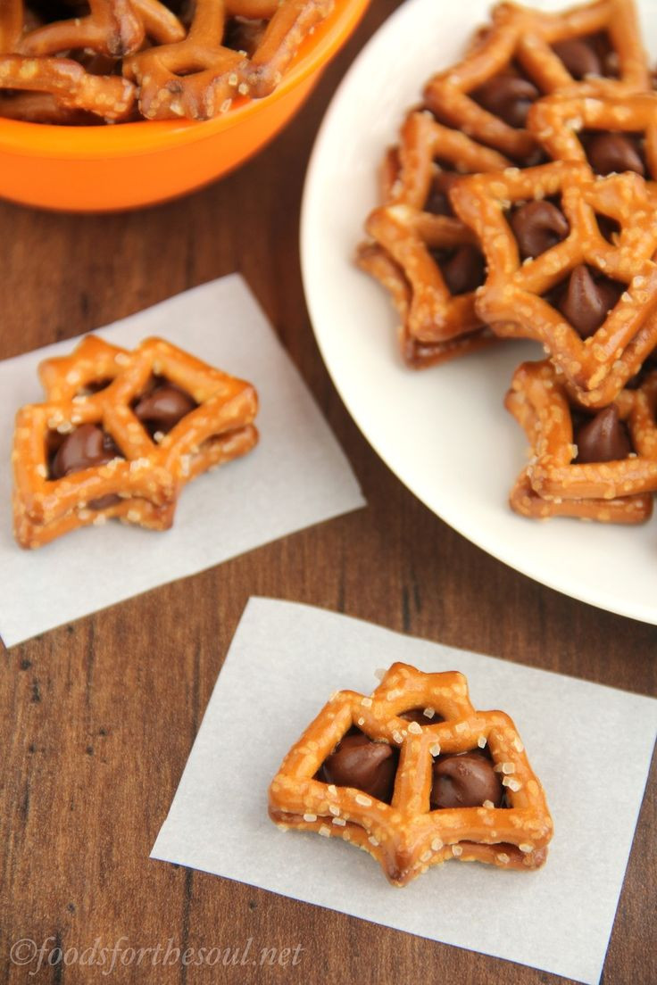 Utz Halloween Pretzels Nutrition Information  Chocolate Pretzel Batwiches Recipe