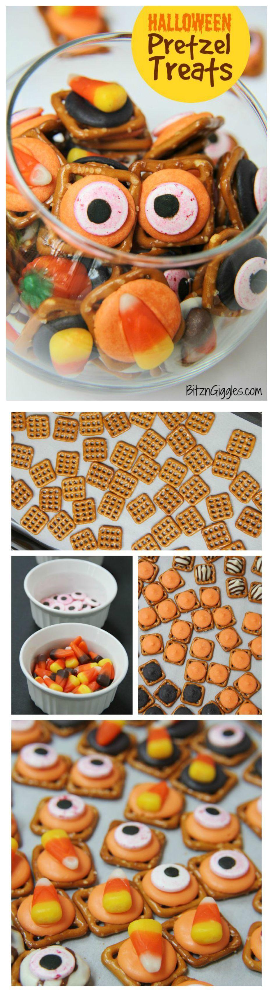 Utz Halloween Pretzels Nutrition Information  Halloween Pretzel Treats