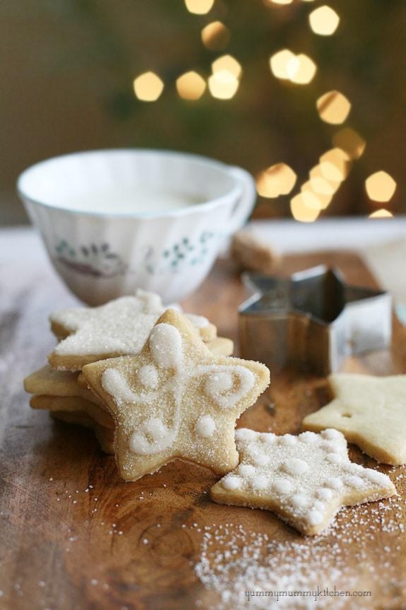 Vegan Christmas Cookies Recipe  33 Vegan Christmas Recipes Vegan Heaven