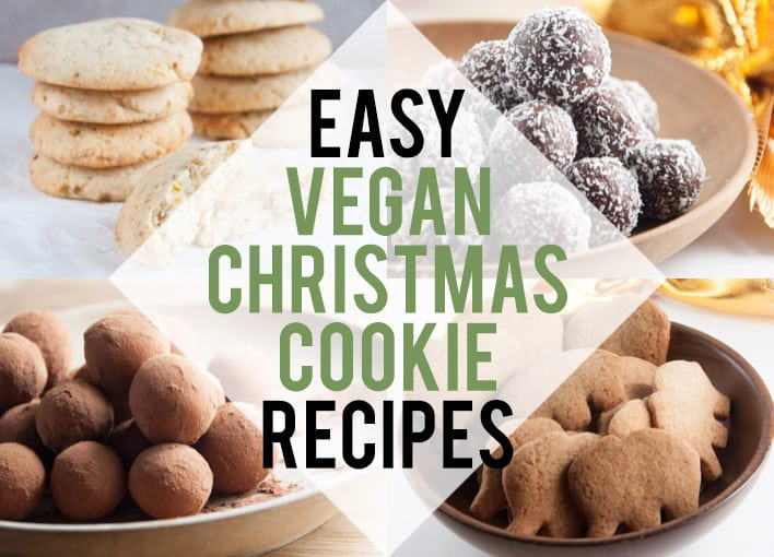 Vegan Christmas Cookies Recipe  10 Easy Vegan Christmas Cookie Recipes