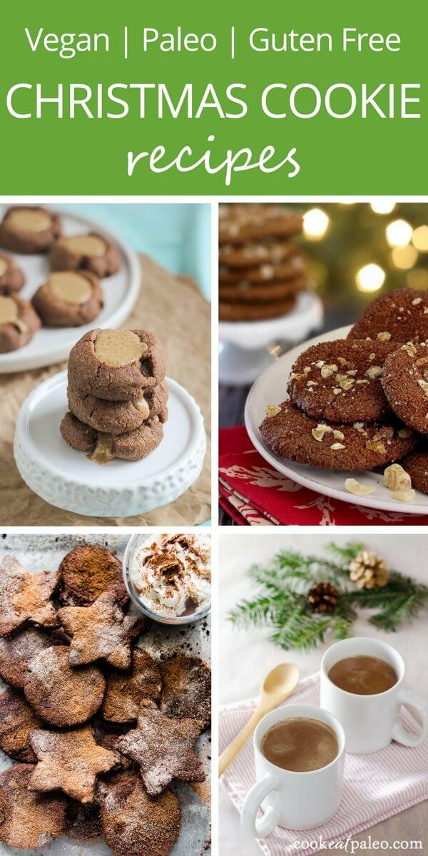 Vegan Christmas Cookies Recipe  11 Easy Christmas Cookies That Are Vegan & Paleo