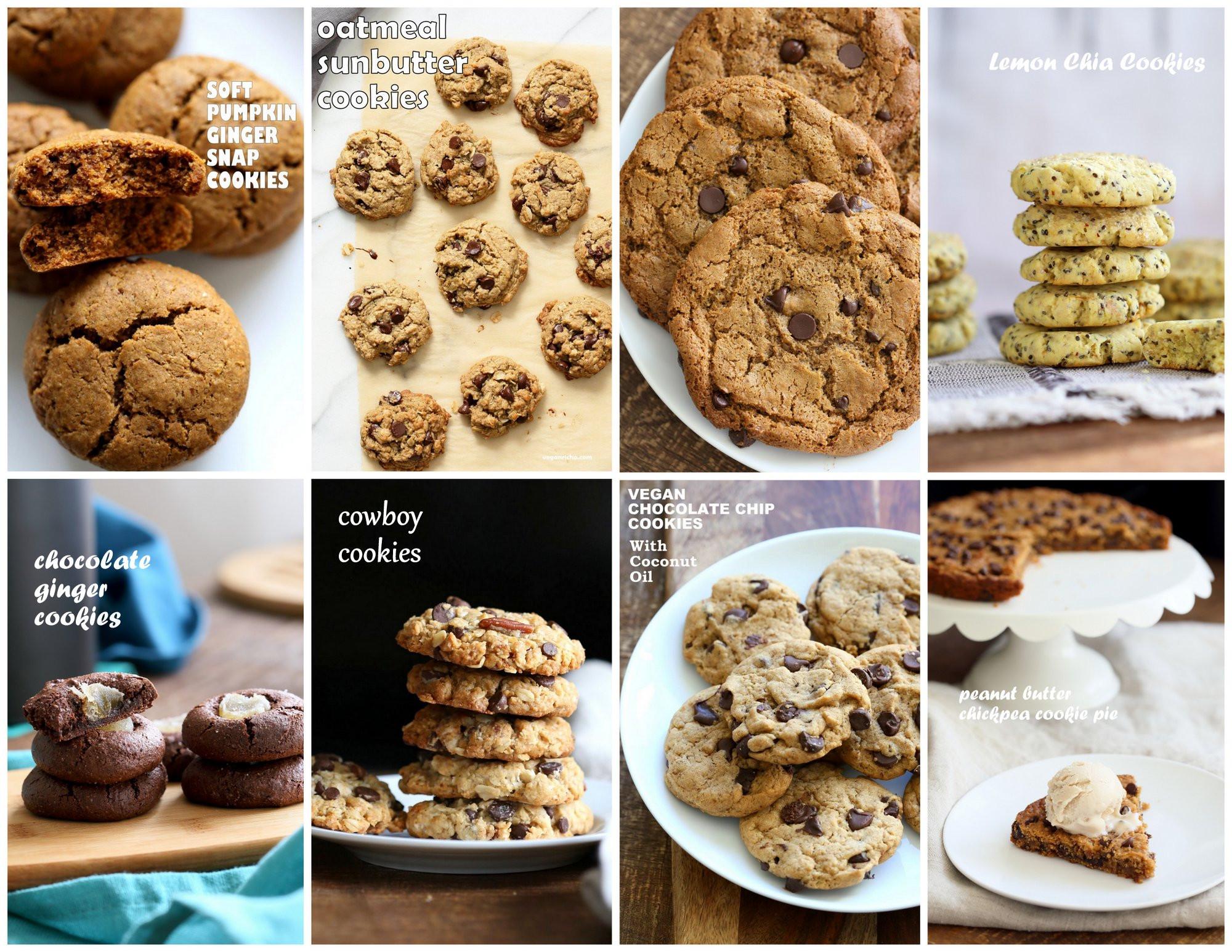 Vegan Christmas Cookies Recipe  40 Vegan Christmas Cookies Recipes Vegan Richa