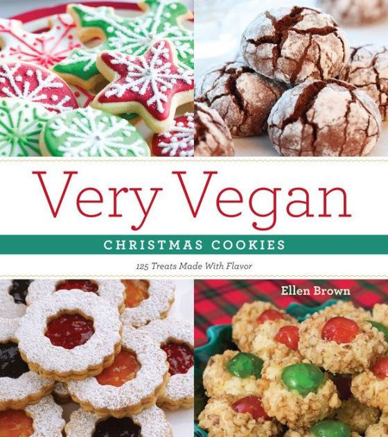 Vegan Christmas Cookies Recipe  Very Vegan Christmas Cookies by Ellen Brown