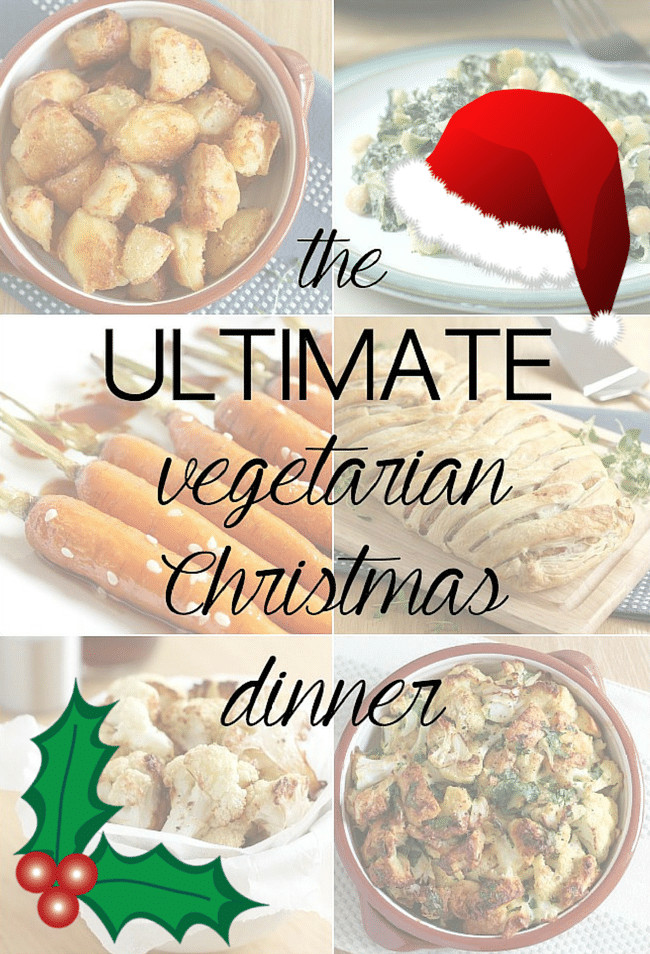 Vegan Christmas Dinner  The ultimate ve arian Christmas dinner Amuse Your Bouche