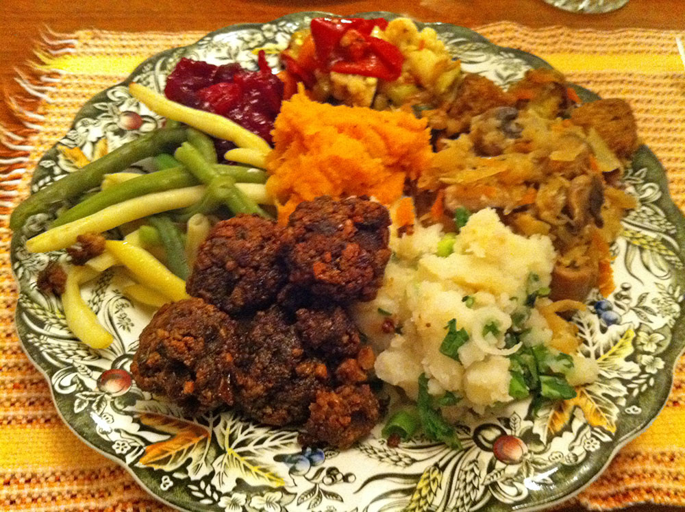 Vegan Christmas Dinner  Tasty Vegan Meals