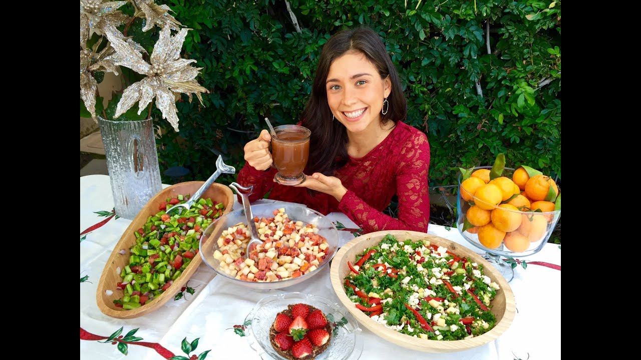 Vegan Christmas Dinner  My Raw Vegan Christmas Dinner