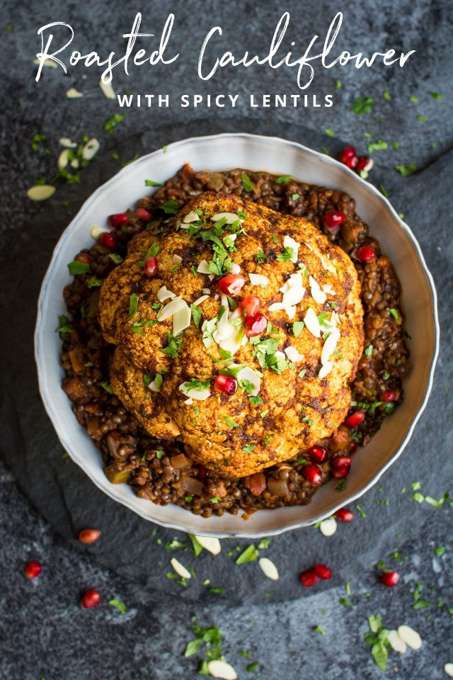 Vegan Christmas Dinner  Vegan Christmas Dinner Main Dish Spiced Baked