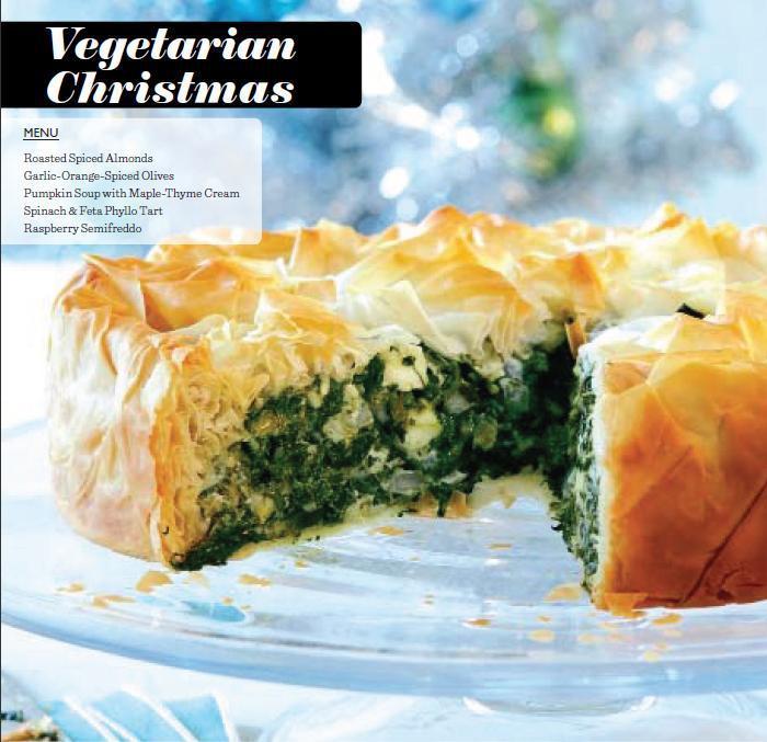 Vegan Christmas Dinners  A ve arian Christmas dinner menu Chatelaine