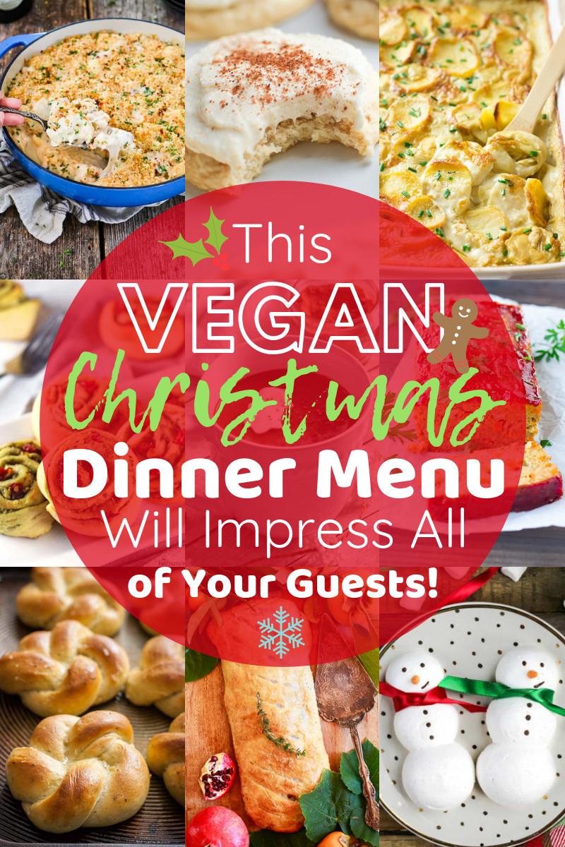 Vegan Christmas Dinners  This Vegan Christmas Dinner Menu Will Impress All of Your
