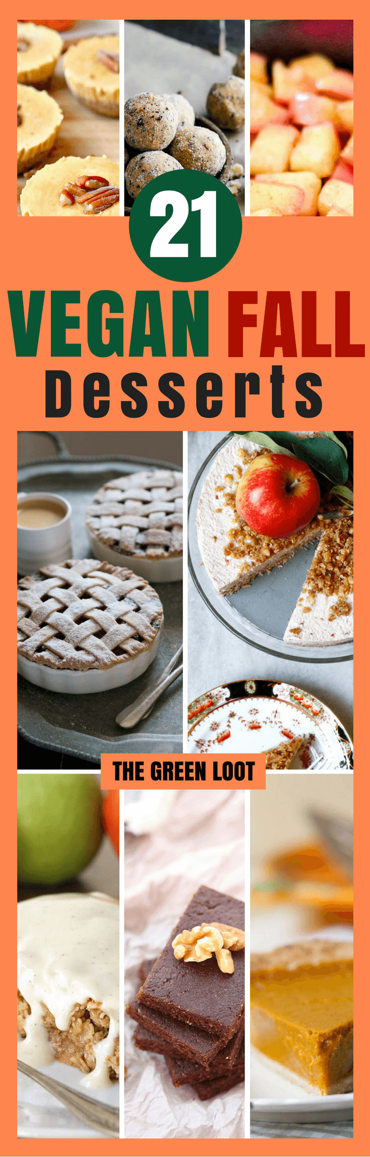 Vegan Fall Desserts  21 Super Yummy Vegan Fall Desserts You Have to Make