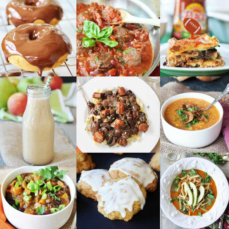 Vegan Fall Recipes  Favorite Fall Vegan Recipes Veganosity
