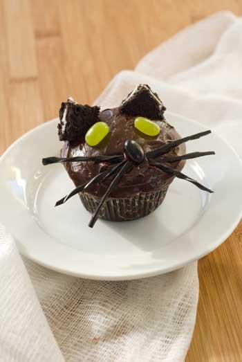Vegan Halloween Cupcakes  Gluten Free Vegan Recipes halloween cupcakes