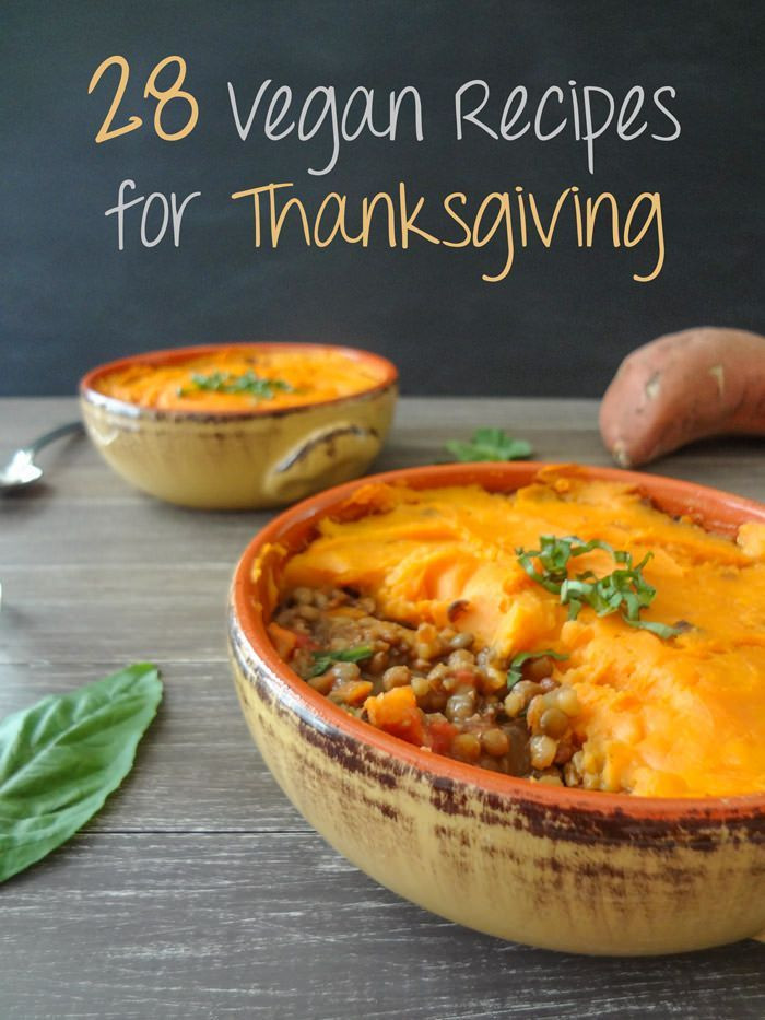 Vegan Meals For Thanksgiving  28 Delicious Vegan Thanksgiving Recipes health