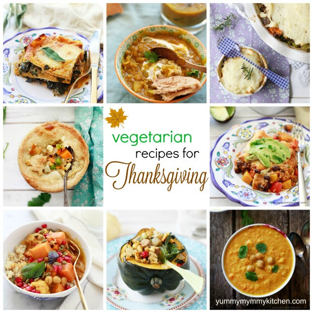 Vegan Meals For Thanksgiving  15 Ve arian Thanksgiving Recipes