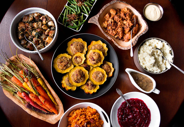 Vegan Meals For Thanksgiving  A Ve arian Thanksgiving Menu