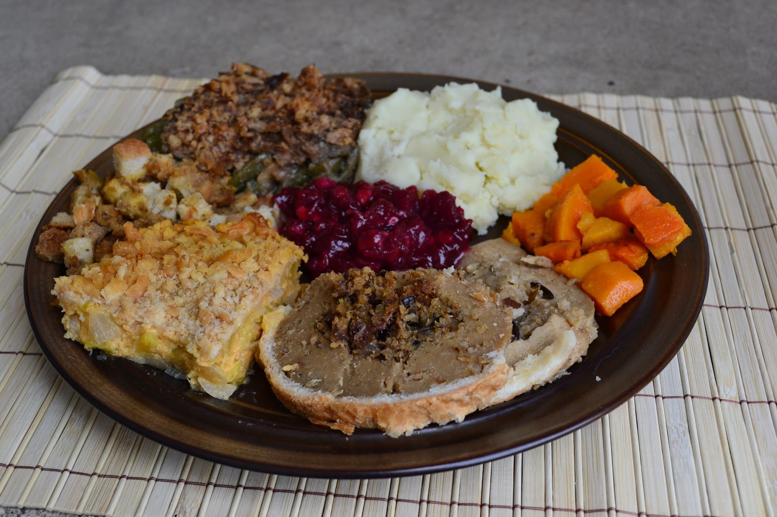 Vegan Meals For Thanksgiving  Growing Up Veg Thanksgiving Round Up