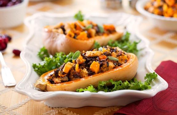 Vegan Recipe For Thanksgiving  Vegan Thanksgiving Ve arians Wel e