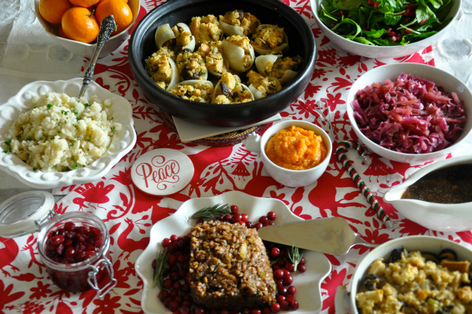Vegan Recipe For Thanksgiving  Delicious and Healthy Vegan Thanksgiving and Holiday recipes