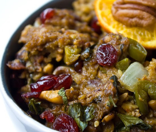 Vegan Recipe For Thanksgiving  Vegan Thanksgiving Menu Ideas Cornucopia of Recipes