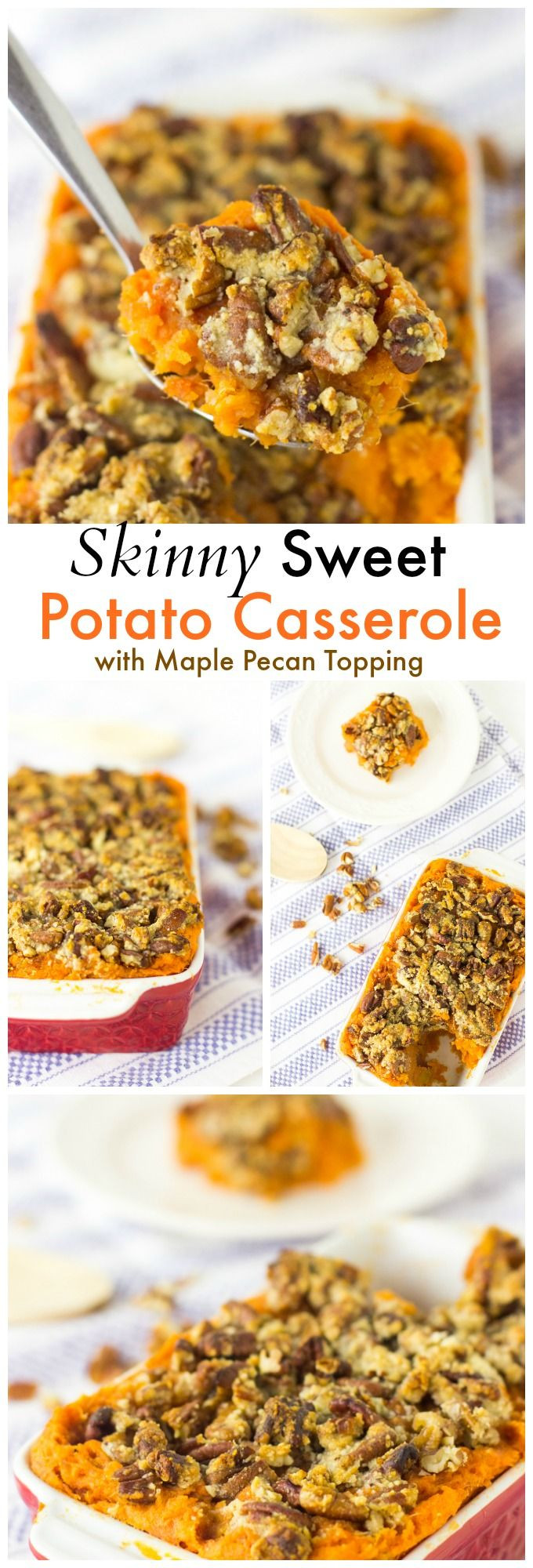 Vegan Sweet Potato Recipes Thanksgiving  138 best Healthy Thanksgiving Recipes images on Pinterest