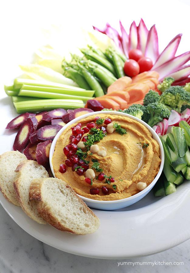 Vegan Thanksgiving Appetizers  50 Ve arian and Vegan Thanksgiving Recipes