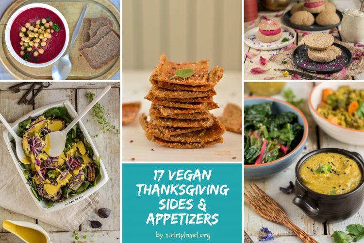 Vegan Thanksgiving Appetizers  Vegan Thanksgiving Sides and Appetizers [Gluten Free