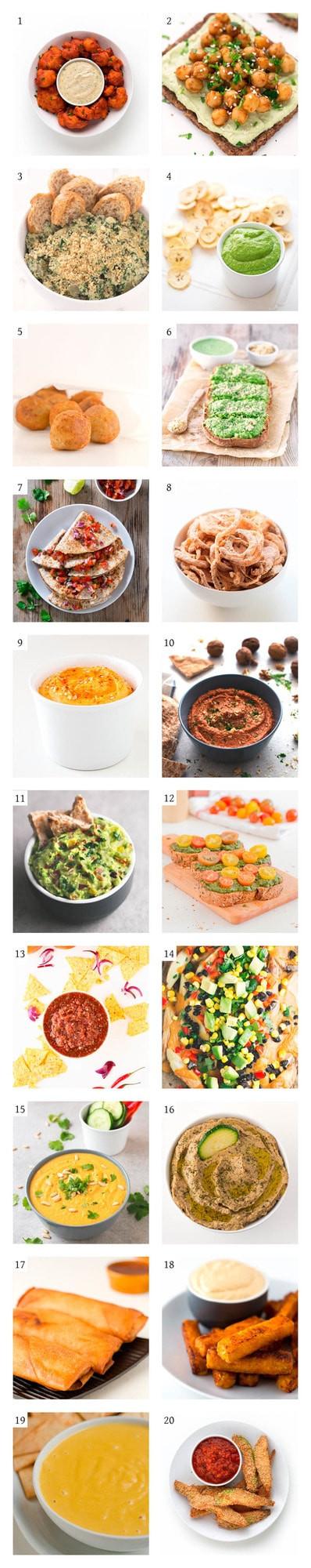 Vegan Thanksgiving Appetizers  100 Vegan Thanksgiving Recipes Simple Vegan Blog