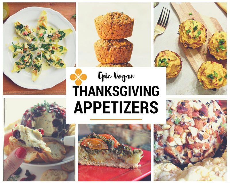 Vegan Thanksgiving Appetizers  50 Epic Vegan Thanksgiving recipes Seven Roses