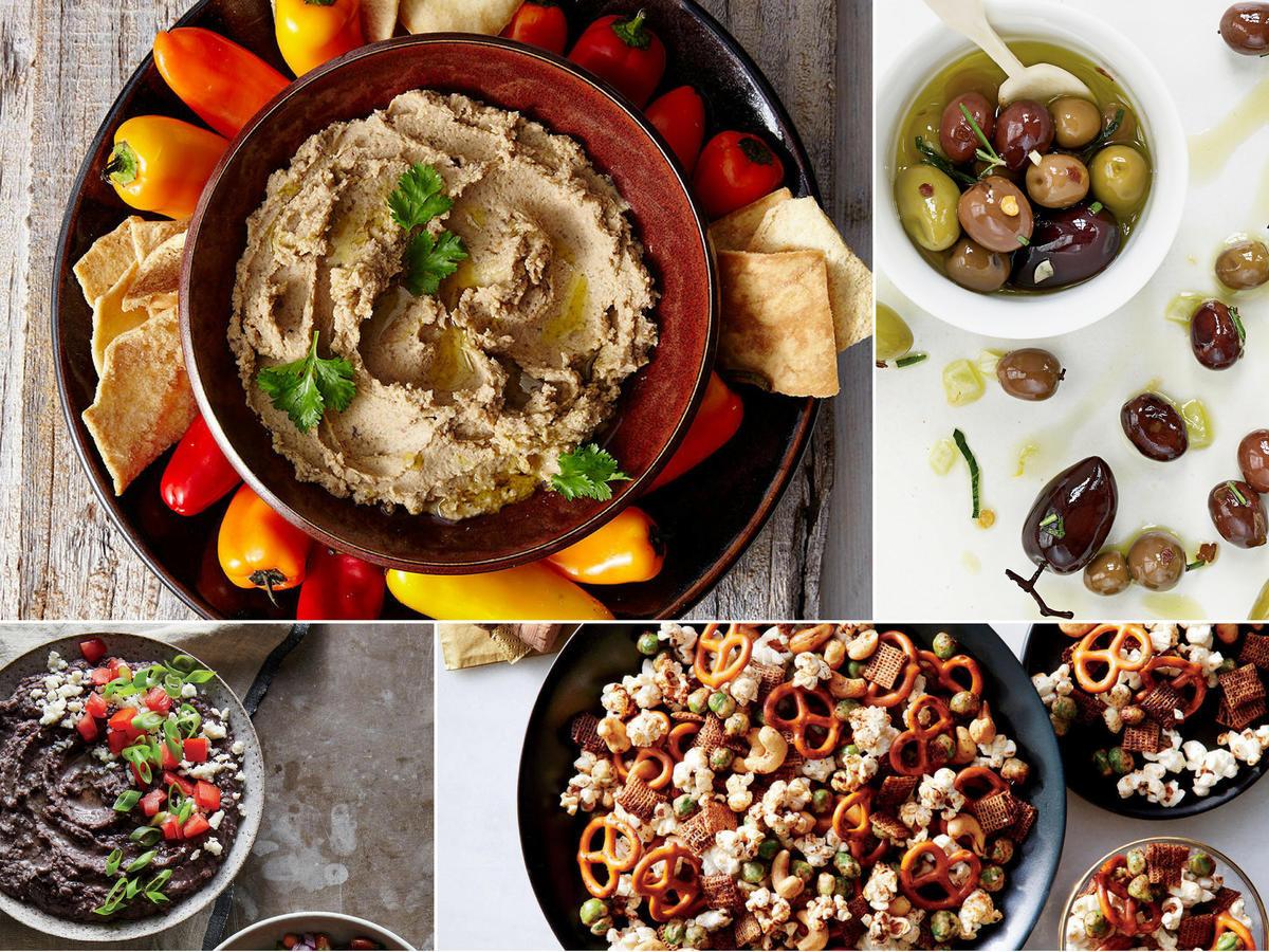 Vegan Thanksgiving Appetizers  Vegan Thanksgiving Menu Recipes and Ideas Cooking Light