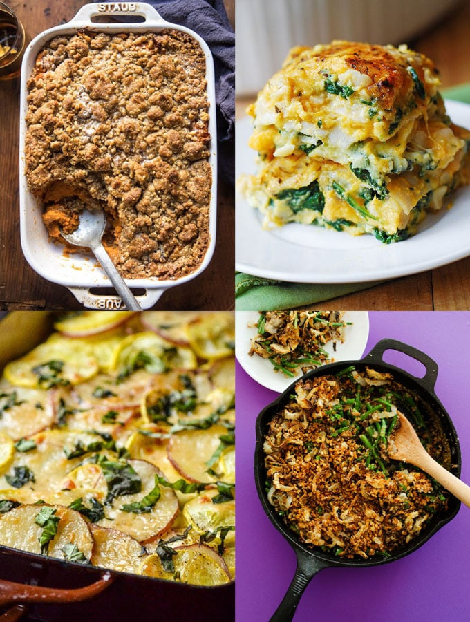 Vegan Thanksgiving Casserole  8 Ve arian Thanksgiving Casserole Recipes