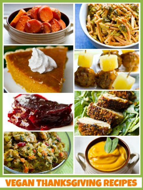 Vegan Thanksgiving Dishes  17 Best images about Thanksgiving Recipes on Pinterest
