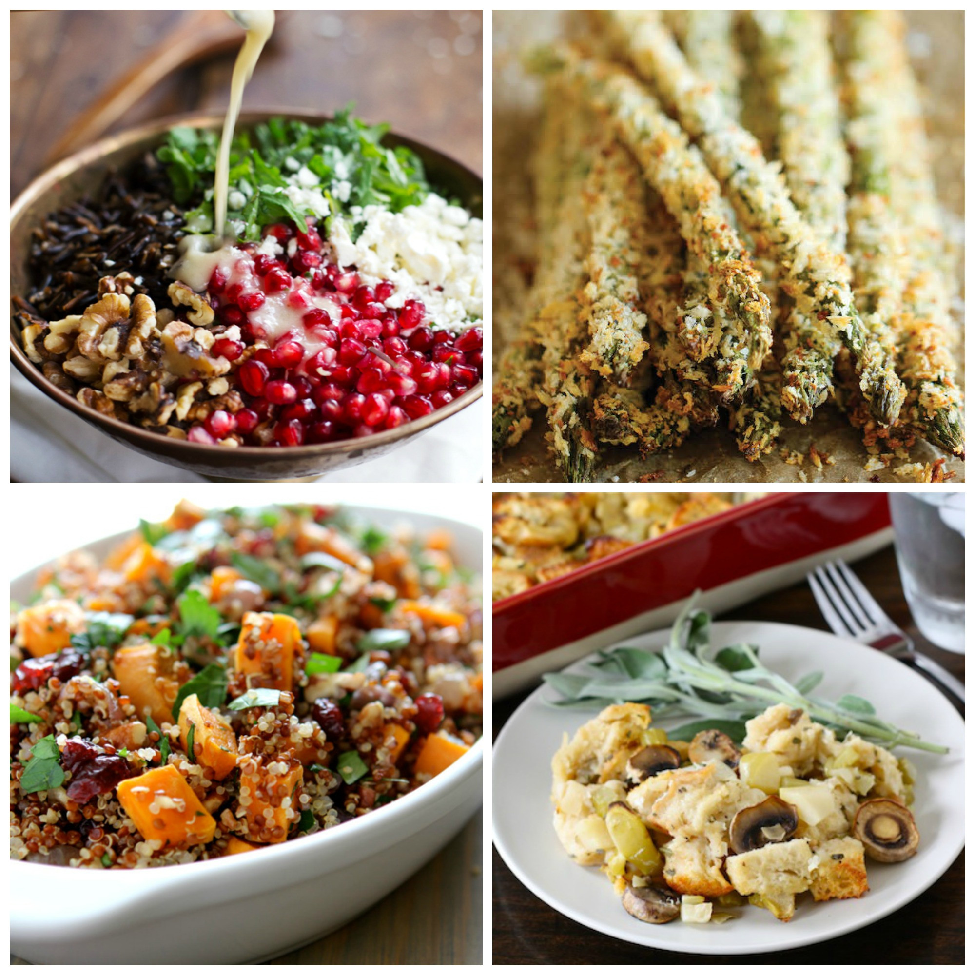 Vegan Thanksgiving Dishes  Ve arian Thanksgiving dishes that even meat lovers will