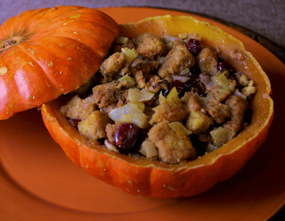 Vegan Thanksgiving Dressing  You ll Give Thanks for These 12 Delicious Stuffing Recipes
