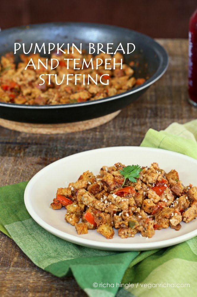 Vegan Thanksgiving Dressing  Vegan Thanksgiving Stuffing and Dressing Recipes Plantivores