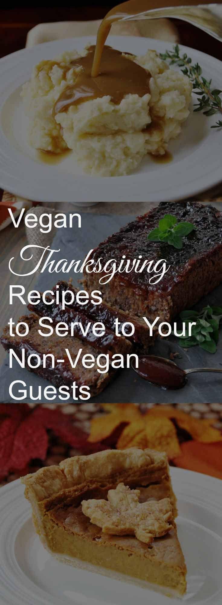 Vegan Thanksgiving Gravy  1000 images about Vegan Thanksgiving Recipes on Pinterest