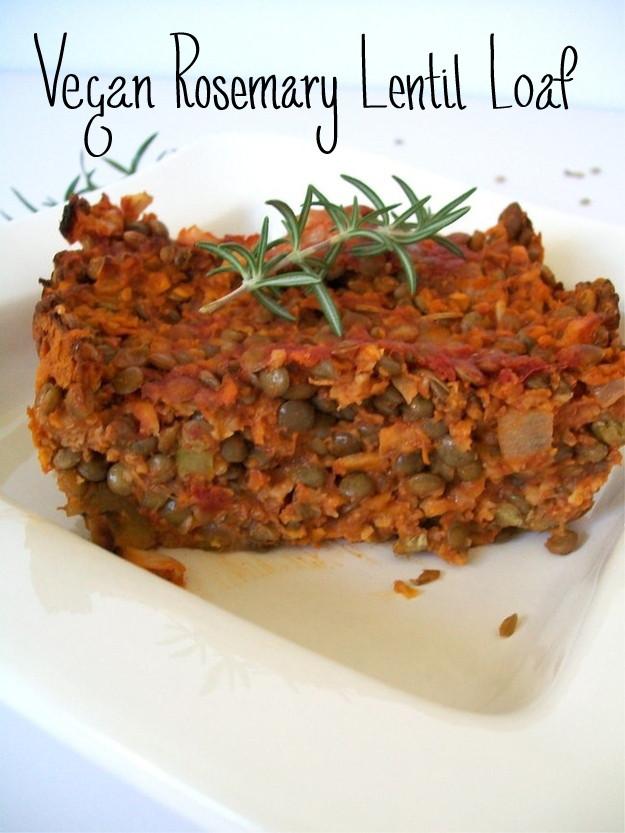 Vegan Thanksgiving Loaf  41 Delicious Vegan Thanksgiving Recipes