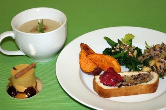 Vegan Thanksgiving Los Angeles  quarrygirl Blog Archive UPDATED 11 21 vegan