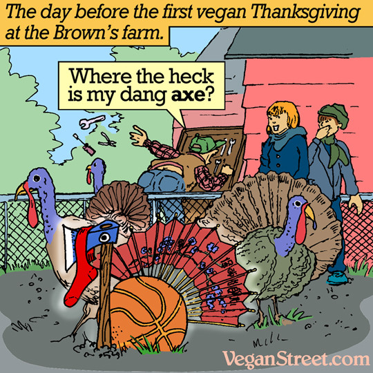 Vegan Thanksgiving Memes  Our Traditions Allow Require Eating Meat resources