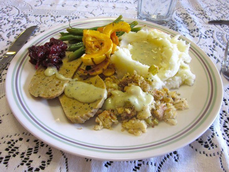 Vegan Thanksgiving Menu Ideas  17 Best images about Vegan Thanksgiving on Pinterest