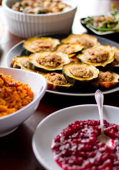 Vegan Thanksgiving Menu Ideas  Pinterest • The world's catalog of ideas