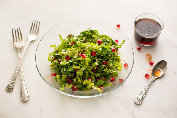 Vegan Thanksgiving Nyc  Ve arian Thanksgiving Pomegranate Salad The New York