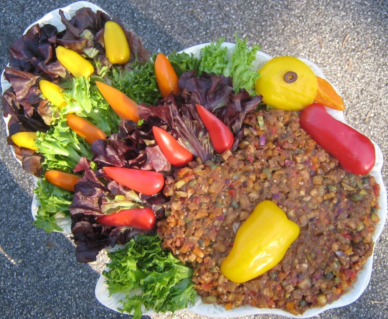 Vegan Turkey For Thanksgiving  the happy raw kitchen Raw Vegan Thanksgiving