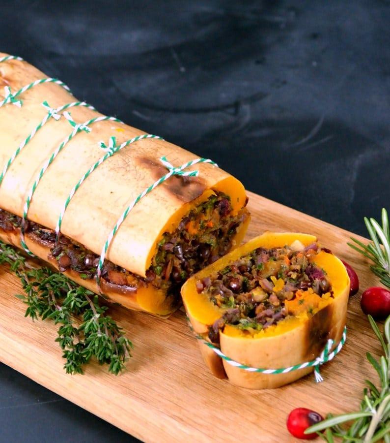 Vegan Turkey For Thanksgiving  25 Vegan Thanksgiving Recipes Vegan Heaven