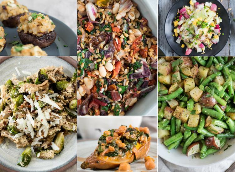 Vegetarian Christmas Appetizers  20 Vegan and Ve arian Christmas Recipes