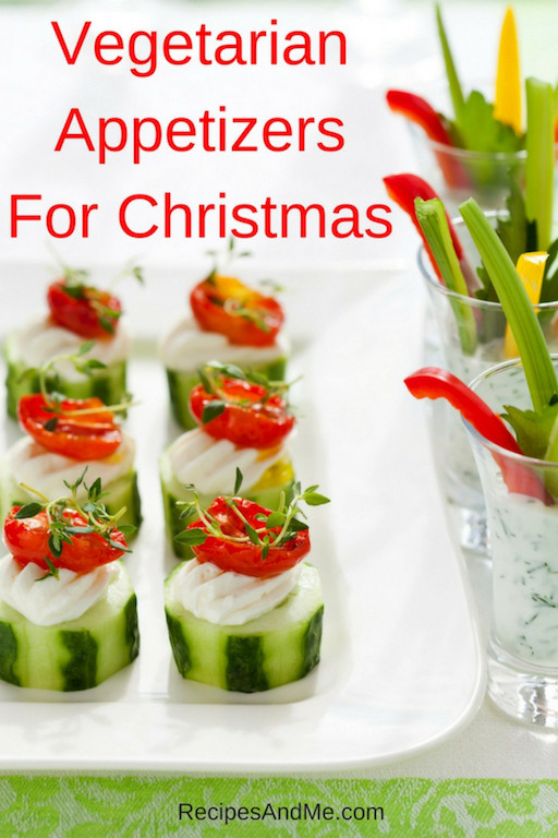 Vegetarian Christmas Appetizers  Ve arian Appetizer Recipes For Christmas