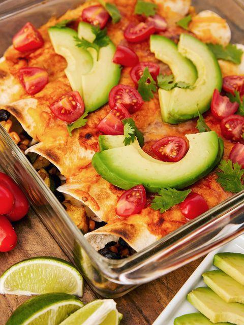 Vegetarian Fall Dinner Recipes  30 Hearty Ve arian Meals Fall Ve arian Recipe Ideas