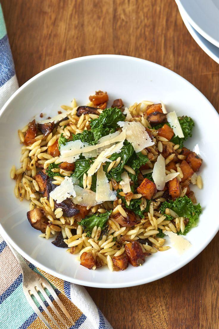 Vegetarian Fall Recipes  Best 25 Fall dinner recipes ideas on Pinterest