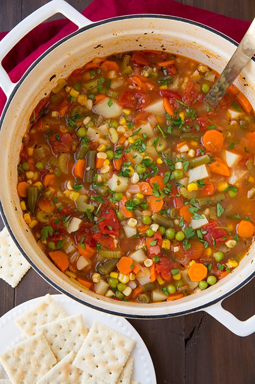 Vegetarian Fall Soup Recipes  11 Fall Soup Recipes to Soothe You When You're Sick